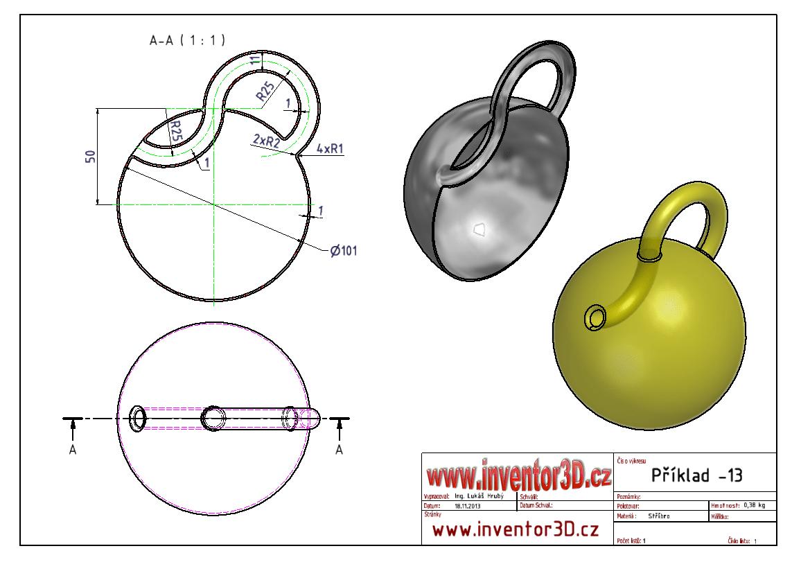Zadání příkladu 13