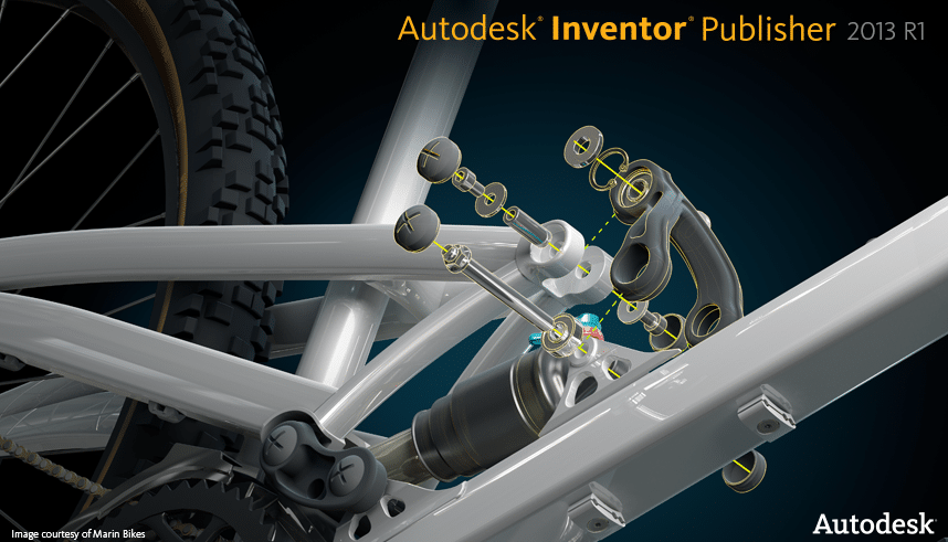 Inventor Publisher 2013 R1