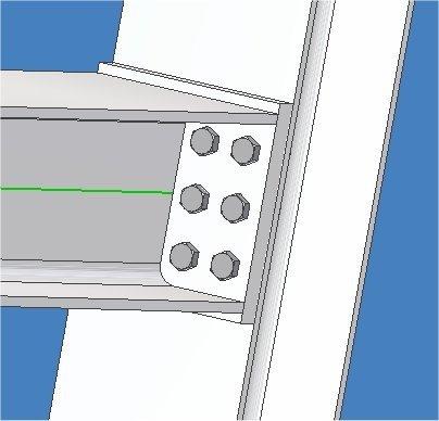 Šroubované konstrukce přes L profil