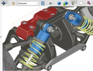 3D PDF publikování