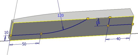 Inventor příklad - krok 2