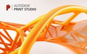 Autodesk Print Studio Badge