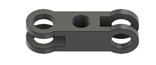 Fusion360 3D Model