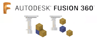 Fusion360 Bodies Vs Components