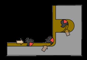 Inventor adaptivni hrubovani 2