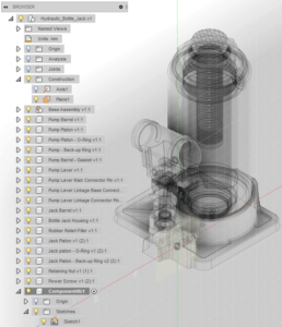 Fusion360 Active Component