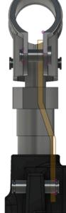 Fusion 360 náčrt