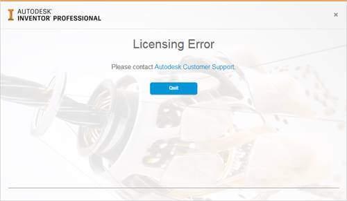licensing-error