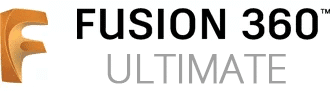 fusion 360 ultimate logo