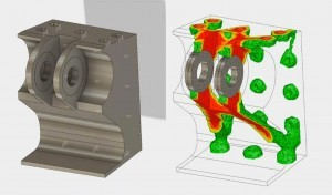 Fusion optimalizace tvaru