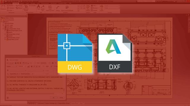 Dxf Dwg Export Error Inventor