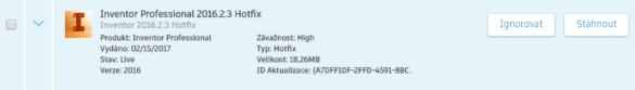 Inventor 2016.2.3 Hotfix