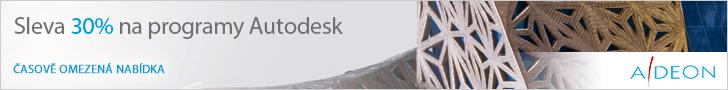 Autodesk sleva 30%