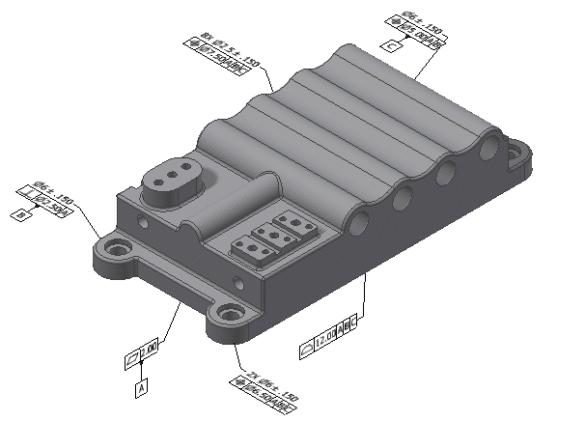 3D Model-Based Definition