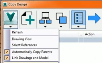 Vault Copy Design