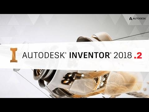 Inventor 2018.2