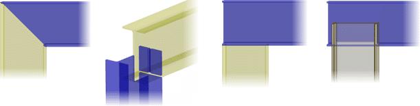 Autodesk Inventor náhled editace generátoru rámových konstrukcí