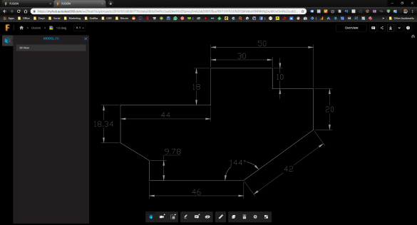 Autodesk My Hub DWG Open