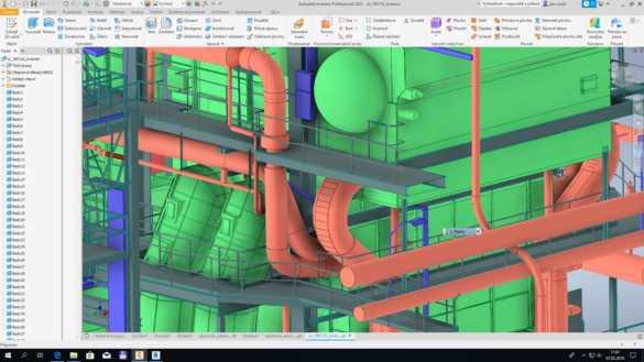 Import CAD modelů do Autodesk Inventor