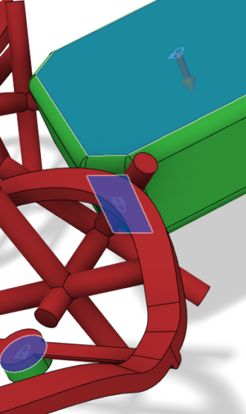 Fusion 360 structural constraints