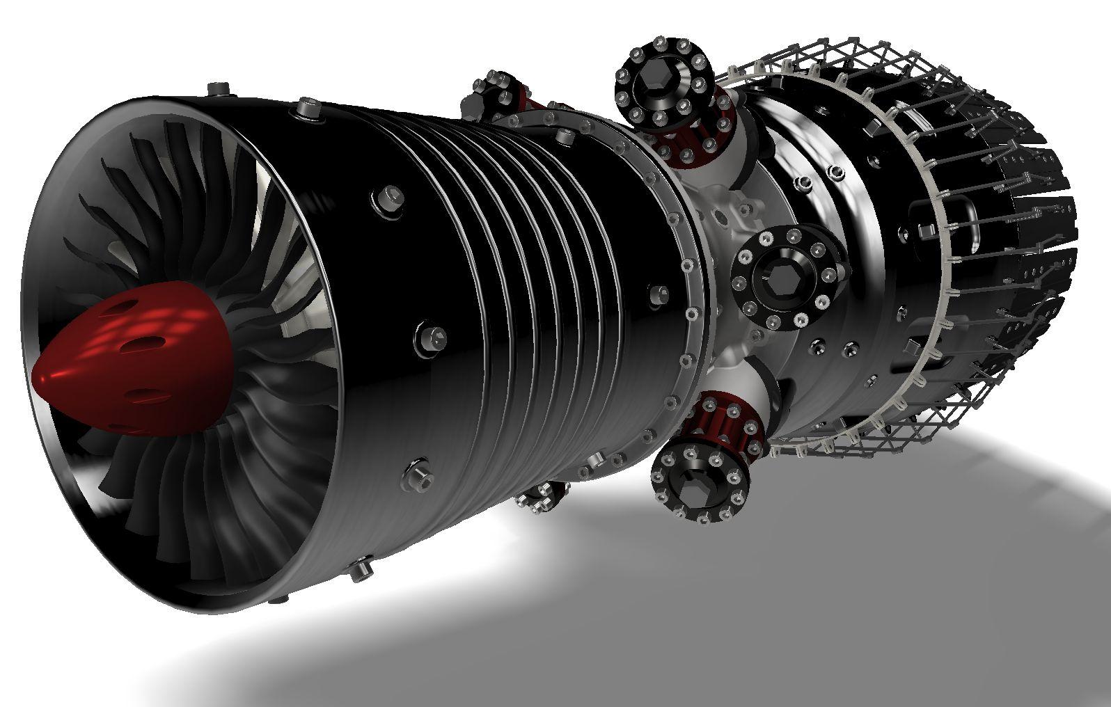 Autodesk Inventor - vizualizace