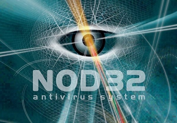 NOD 32 - logo