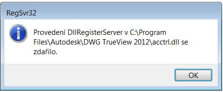 Potvrzení o registraci