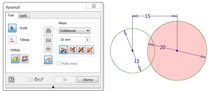 Prunik geometrie 1